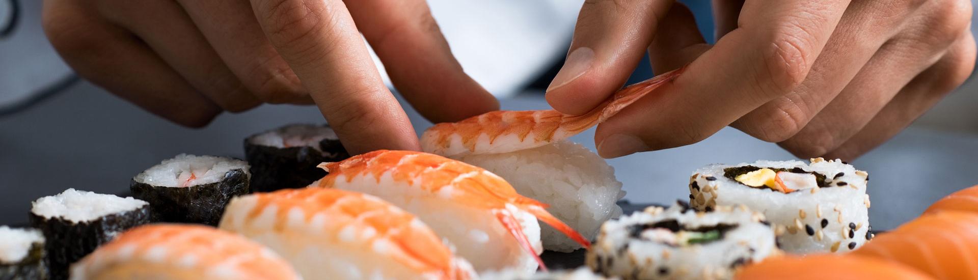 Cucina giapponese a Milano